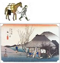 슈쿠바(宿場)